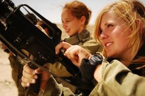 kobieta żołnierz 3