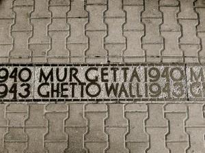 Mur getta 1940-1944