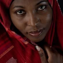 Kobieta w Afryce